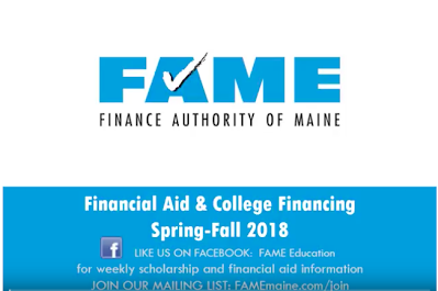Financial Aid & College Financing for the 2019-2020 Academic Year